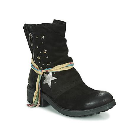 Felmini AZAFRINO women's Mid Boots in Black