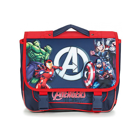 Disney AVENGERS CARTABLE 38CM boys's Briefcase in Blue