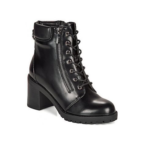 MTNG 58238-C47417 women's Low Ankle Boots in Black