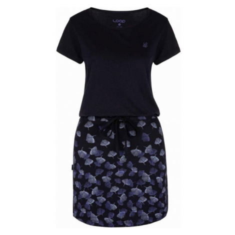 Loap ASCALA dark blue - Women's dress