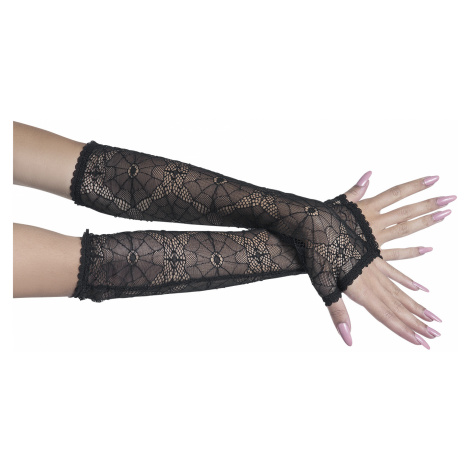 Gothicana by EMP - Your Cuffs - Gloves - black