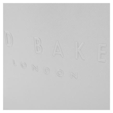 Ted Baker Women's Soocon Crosshatch Large Icon Bag - Light Grey