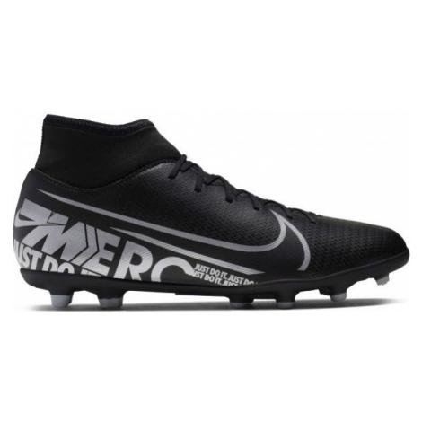Nike MERCURIAL SUPERFLY 7 CLUB FG/MG black - Men's football boots