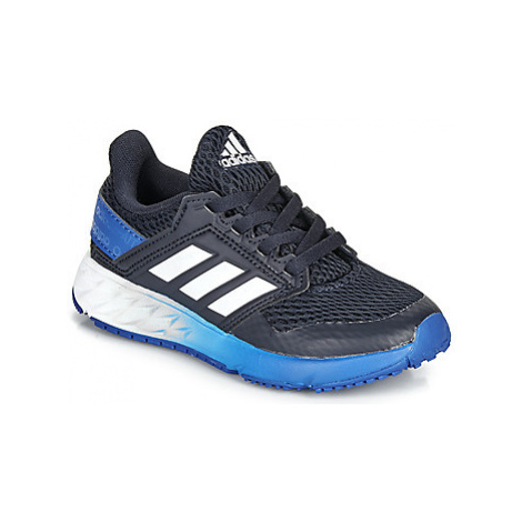 Adidas FORTAFAITO K boys's Children's Shoes (Trainers) in Blue