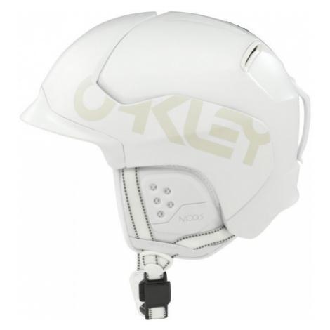 Oakley MOD5 FACTORY PILOT white - Ski helmet