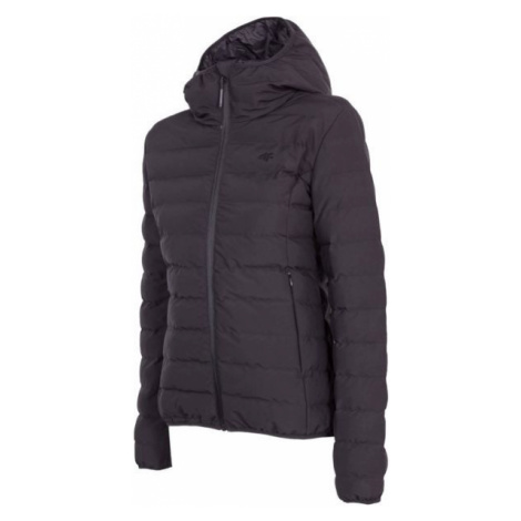4F WOMEN´S JACKET black - Women's jacket