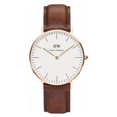 Ladies Daniel Wellington St Mawes Rose 36mm Watch DW00100035