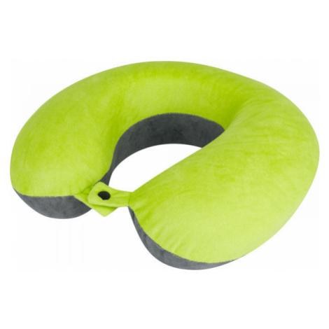 Crossroad SANDMAN green - Travel pillow