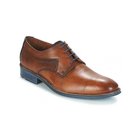 Lloyd GENF men's Casual Shoes in Brown