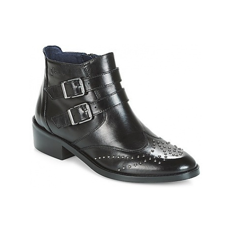 Dorking CELINE women's Mid Boots in Black