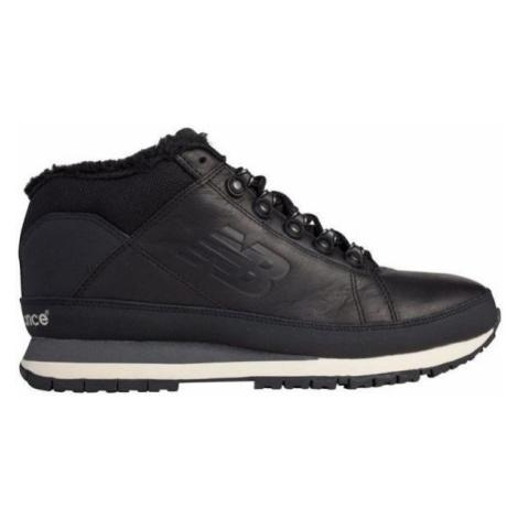 New Balance HL754BN black - Men's winter shoes