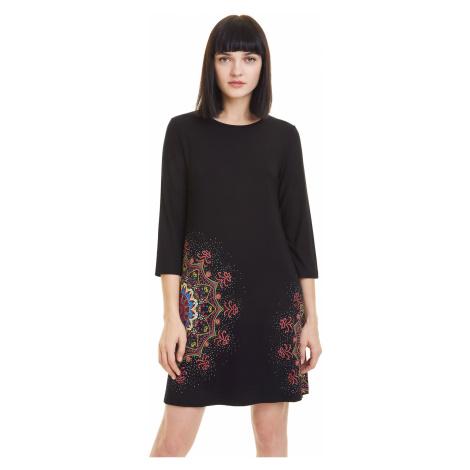 Desigual Mara Dress Black