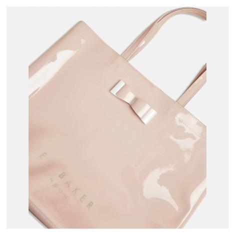 Ted Baker Women's Hanacon Bow Large Icon Bag - Dusky Pink