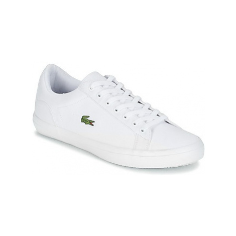 Lacoste LEROND BL 2 men's Shoes (Trainers) in White