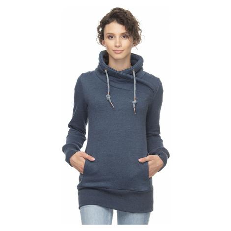 sweatshirt Ragwear Neska - 2010/Denim Blue - women´s