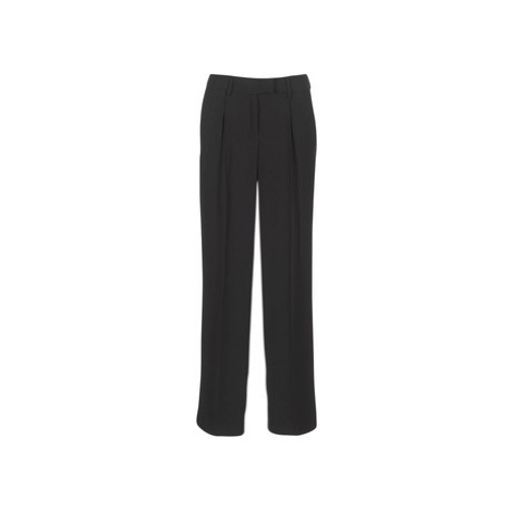 Naf Naf L-CARMA women's Trousers in Black