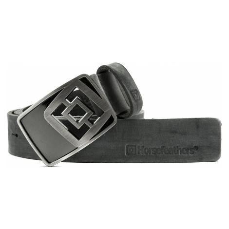 belt Horsefeathers Arlen - Brushed Gray