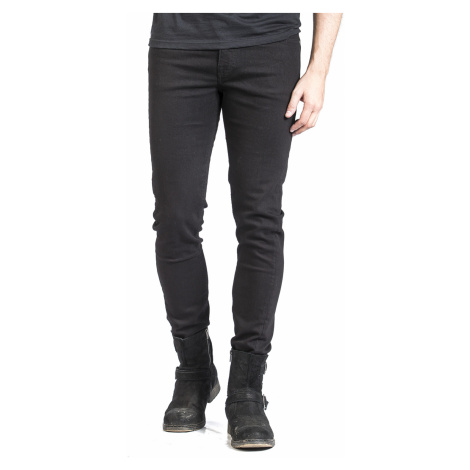 Chet Rock - Billy Skinny Jeans - Jeans - black