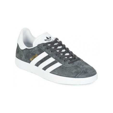 Adidas GAZELLE women's Shoes (Trainers) in Grey