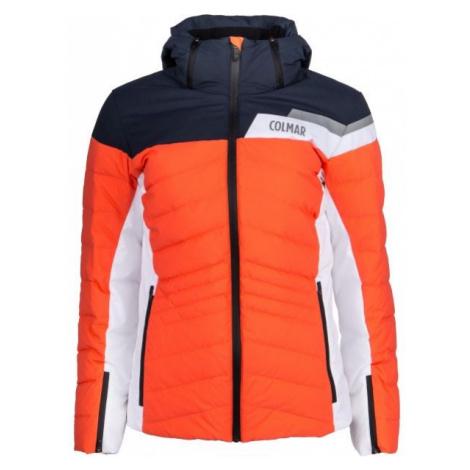 Colmar L. DOWN SKI JACKET orange - Women's ski jacket