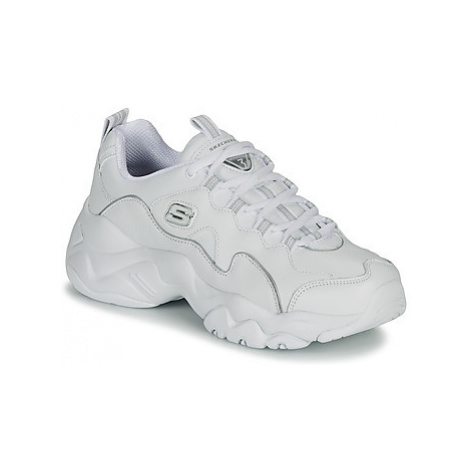 Skechers D'LITES 3.0 women's Shoes (Trainers) in White