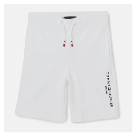 Tommy Hilfiger Boys' Essential Sweat Shorts - White