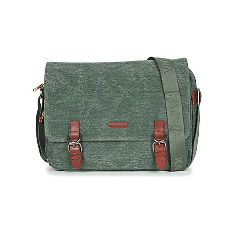Katana GARRY men's Messenger bag in Kaki
