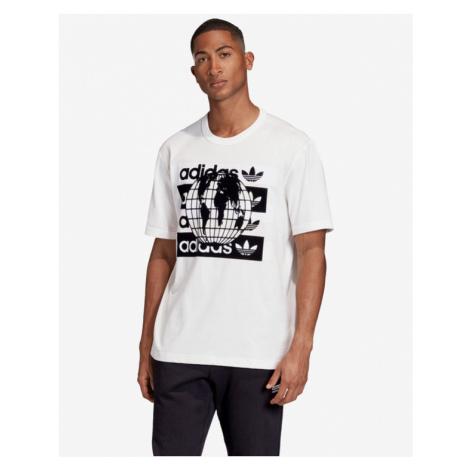 adidas Originals R.Y.V. Message T-shirt White