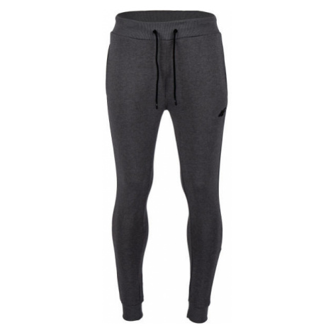 4F MEN´S TROUSERS gray - Men's sweatpants