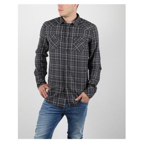 Diesel Shirt Black Grey