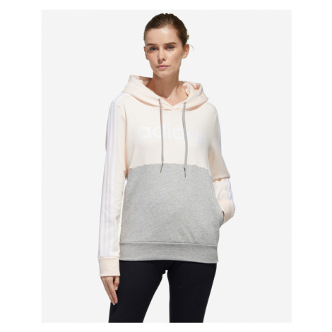adidas Originals Essentials Colorblock Sweatshirt Grey Beige