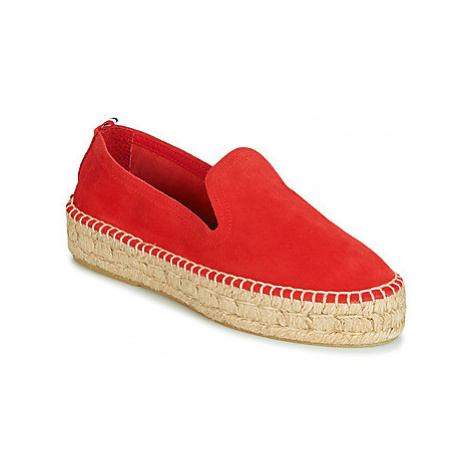 1789 Cala SLIPON DOUBLELEATHER women's Espadrilles / Casual Shoes in Red