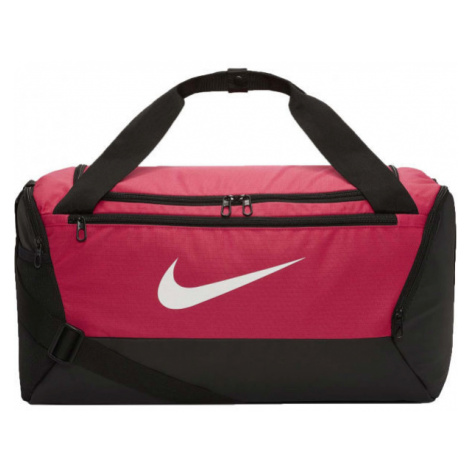 Nike BRASILIA S DUFF 9.0 red - Sports bag