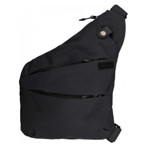 Willard COMET black - Women's one shoulder backpack