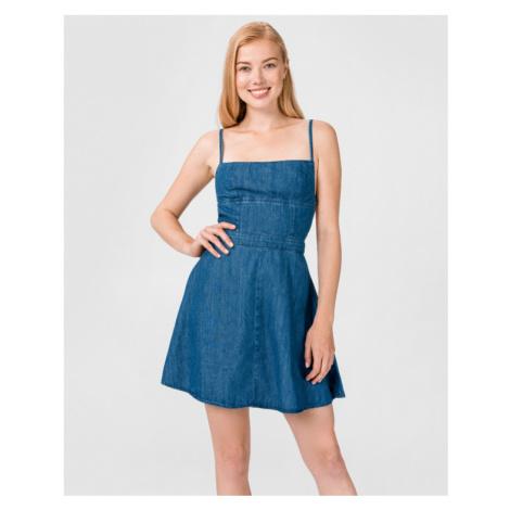 Pepe Jeans Dazzle Dress Blue