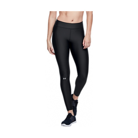 Under Armour HeatGear Training Leggings, Black/Metallic
