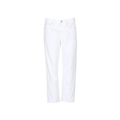 G-Star Raw 3301 MID BOYFRIEND 7/8 women's in White