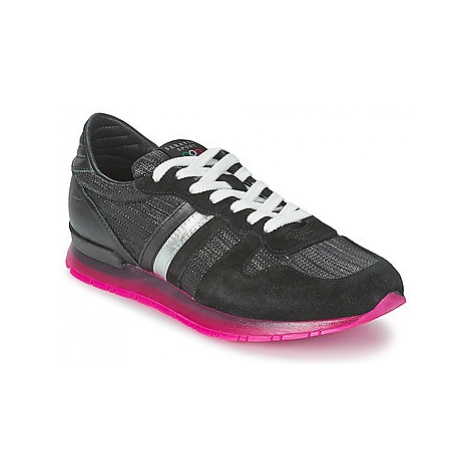 Serafini LOS ANGELES women's Shoes (Trainers) in Black