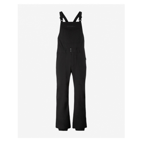 Black men's insulated trousers