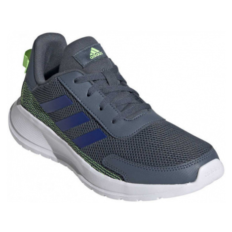 adidas TENSAUR RUN K gray - Kids' walking shoes