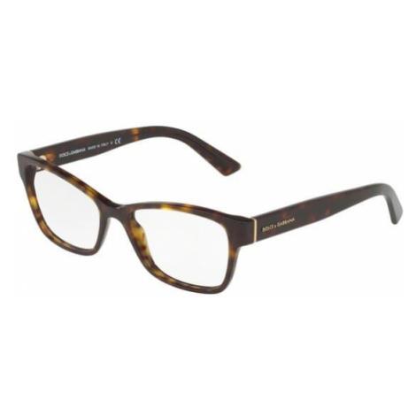 Dolce & Gabbana Eyeglasses DG3274 Printed 502