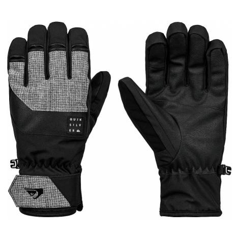 glove Quiksilver Gates - KVJ0/Black - men´s