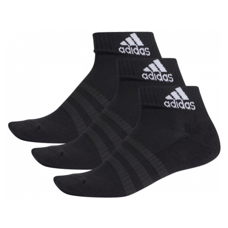 Cushioning Ankle Sports Socks 3 Pack Adidas