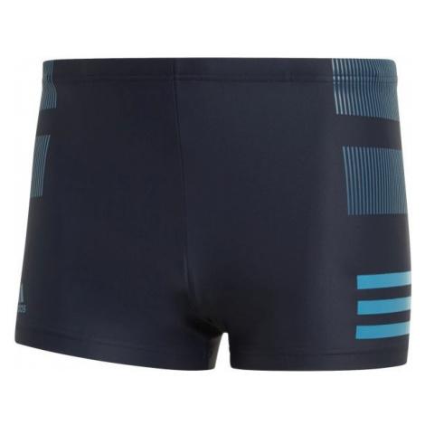 adidas INF III CB BX dark blue - Men's swimsuit