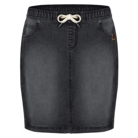 Loap DECCINA black - Women's sports skirt
