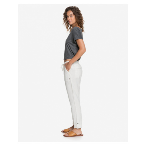 Roxy On The Seashore Trousers White