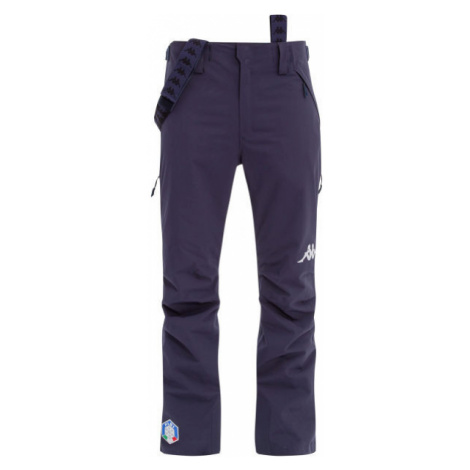 Kappa 6CENTO 622 HZ FISI blue - Men's ski pants