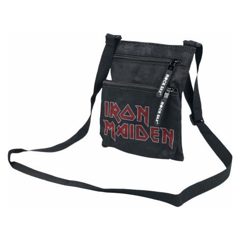Iron Maiden - Iron Maiden Logo - Shoulder bag - black