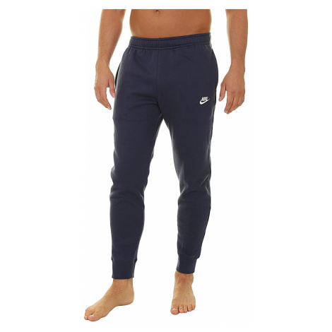 tracksuit Nike Sportswear Club Jogger BB - 410/Midnight Navy/Midnight Navy/White - men´s