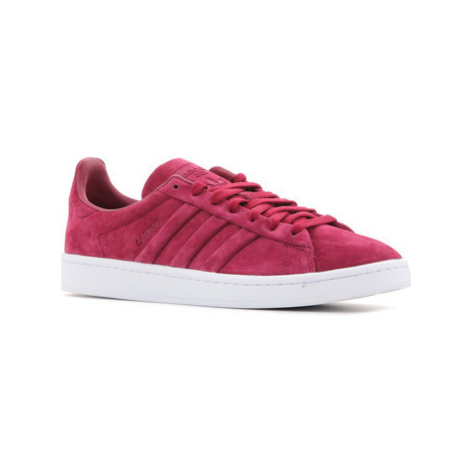 Adidas Adidas Campus Stitch And Turn CQ2472 men's Shoes (Trainers) in Pink
